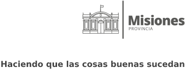 Gobierno de Misiones